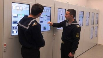 Cadet berths are crucial to the future crewing pipeline